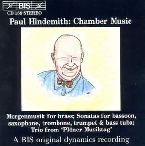 Paul Hindemith - Chamber Music