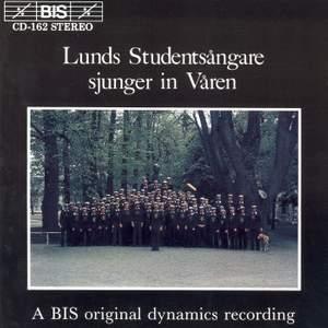 Lunds Studentsångare sjunger in Våren Product Image