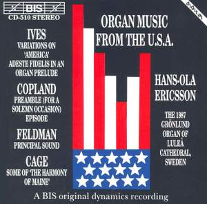 Organ Music from USA