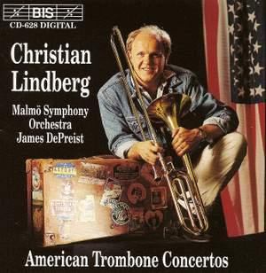 American Trombone Concertos Product Image
