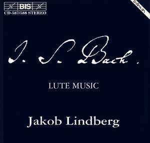 J.S. Bach - Lute Music