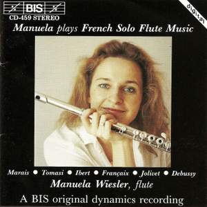 French Solo Flute Music