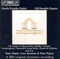 Old Swedish Organs