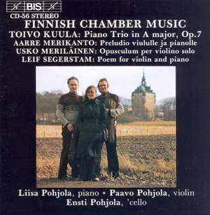 Finnish Chamber Music Product Image