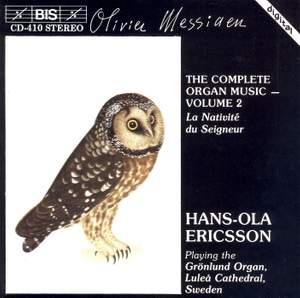 Messiaen - The Complete Organ Music, Volume 2