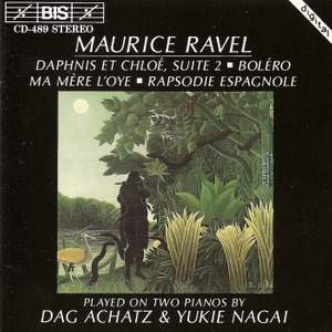 Ravel - Transcriptions for Two Pianos