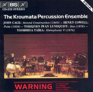 The Kroumata Percussion Ensemble Product Image