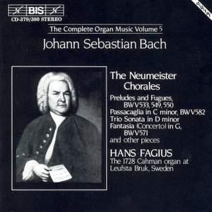J.S. Bach - Complete Organ Music, Volume 5
