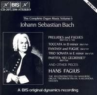 J.S. Bach - Complete Organ Music, Volume 6