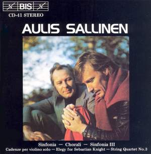 Sallinen: Sinfonia, Chorali & other works