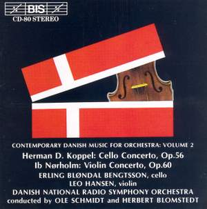 Contemporary Danish Music for Orchestra, Volume 2