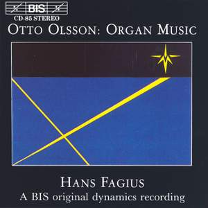 Otto Olsson - Organ Music