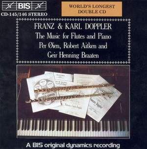 Franz & Karl Doppler - Complete Music for Flutes & Piano