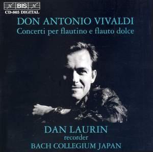 Vivaldi - Concerti per flautino e flauto dolce