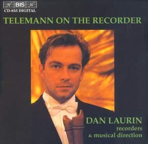Telemann on the Recorder
