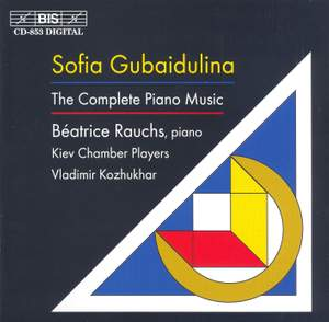 Sofia Gubaidulina - The Complete Piano Music