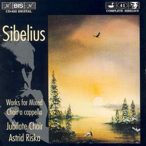 Sibelius - Works for Mixed Choir a cappella