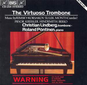 The Virtuoso Trombone