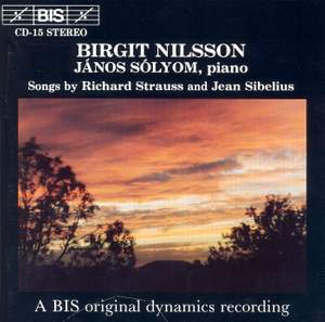Strauss & Sibelius - Songs
