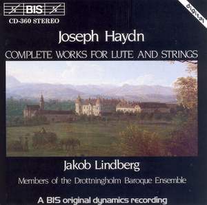 Joseph Haydn - Complete Works for Lute and Strings