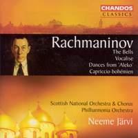 Rachmaninov: The Bells, Vocalise, Dances from Aleko, Caprice Bohémien