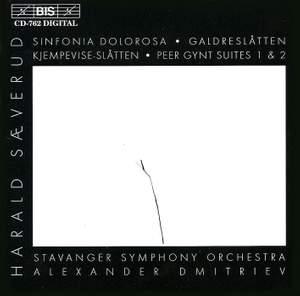 Harald Saeverud: Peer Gynt Suites and Sinfonia Dolorosa