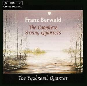 Berwald - The Complete String Quartets