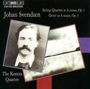 Svendsen: String Quartet & Octet