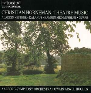 Christian Horneman - Theatre Music