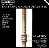 The French King's Flautists