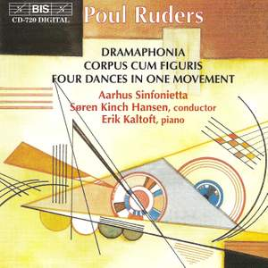 Ruders: Four Dances in One Movement for chamber ensemble, etc.
