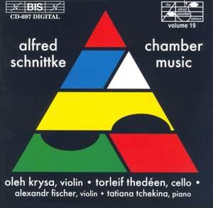 Schnittke - Chamber Music