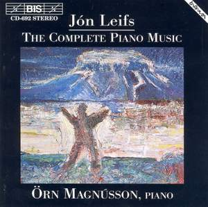 Jón Leifs - Complete Piano Music