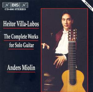 Villa-Lobos - Complete Works for Solo Guitar