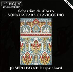 Sebastiàn de Albero - Sonatas for Harpsichord