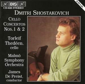 Shostakovich - Cello Concertos Nos. 1 & 2 Product Image