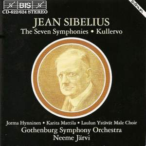 Sibelius - Complete Symphonies Product Image
