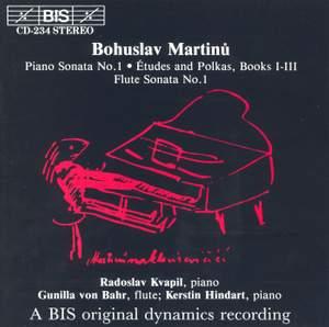Martinů: Piano Sonata No. 1, etc.