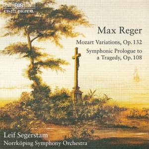 Reger: Variations & Fugue and Symphonic Prologue