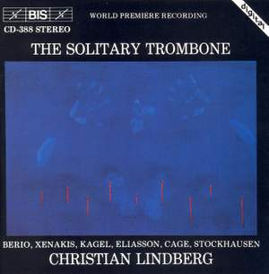 The Solitary Trombone Product Image