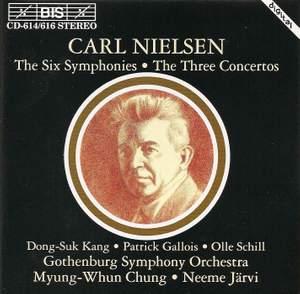 Nielsen - Complete Symphonies and Concertos