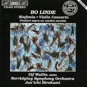 Linde, B: Symphony No. 2, Op. 23, etc. Product Image