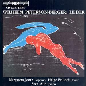 Wilhelm Peterson-Berger - Lieder