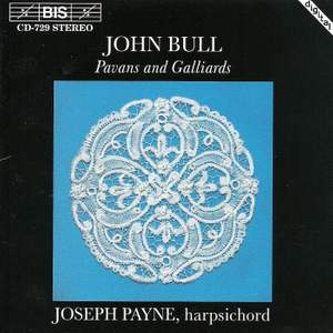 John Bull - Pavans and Galliards