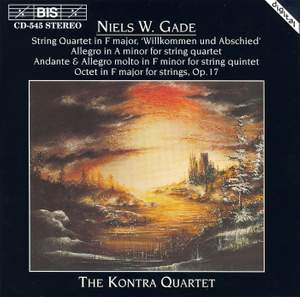 Niels W. Gade - Chamber Music Product Image