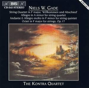 Niels W. Gade - Chamber Music
