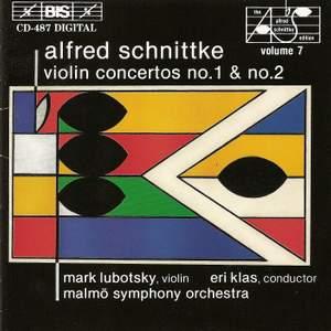 Schnittke - Violin Concertos Nos. 1 & 2