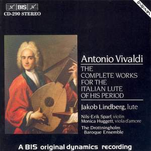 Vivaldi - The Complete Works for the Italian Lute of His Period