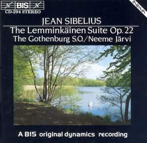 Sibelius: Lemminkäinen Suite, Op. 22