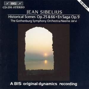 Sibelius - Historical Scenes